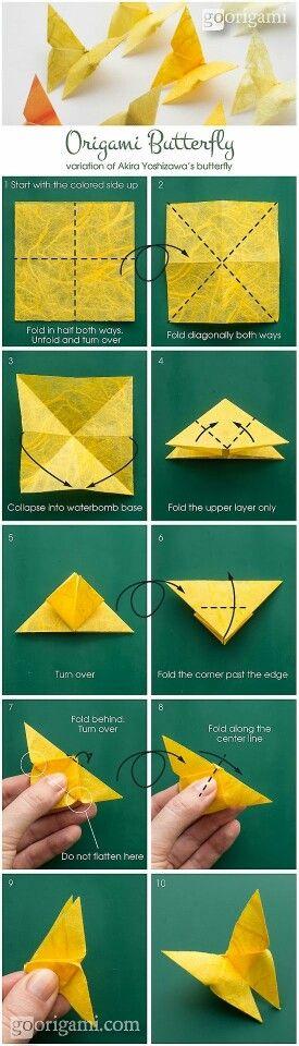 Love origami.