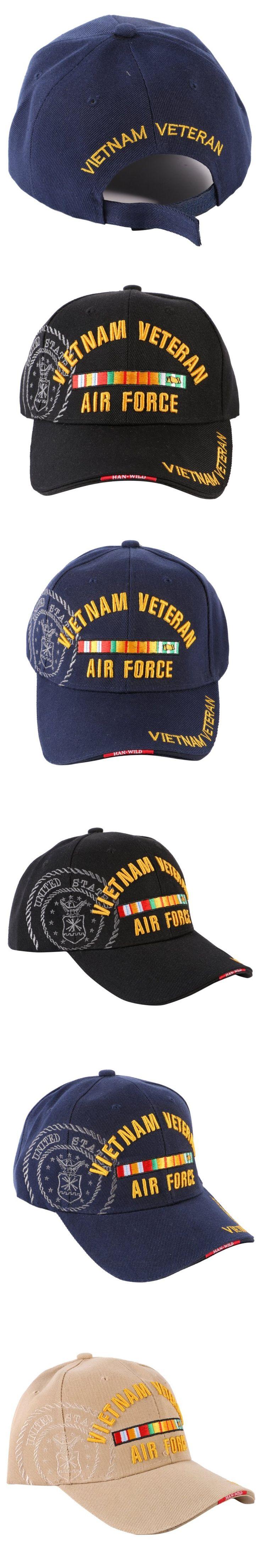 Winter Hats Unisex Hair Accessories Baseball Cap Cotton Gorras Memorable Air Force Cap Snapback US Army Hats