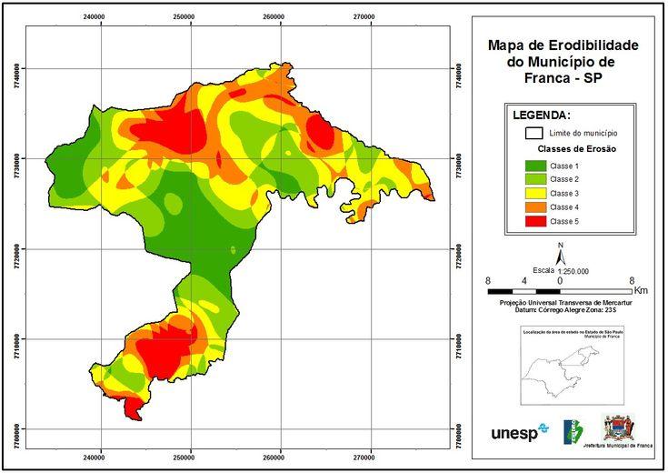Análise Ambiental de Franca: Uso e Ocupação do Solo na Área Rural