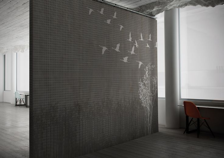 Vichy // Vintage Wall Covering | Textile Collections by Glamora