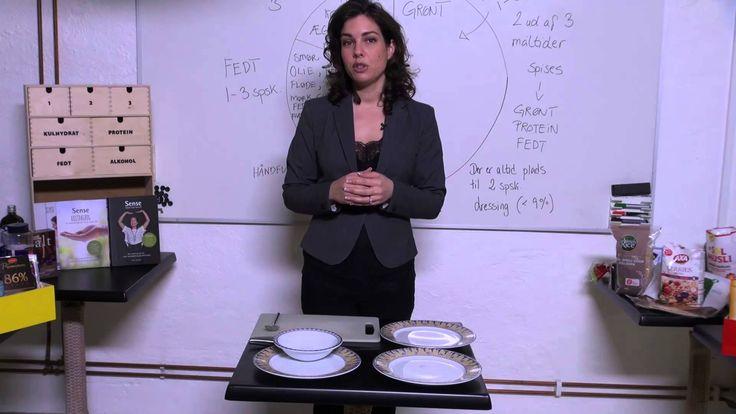 Guidevideo nr. 2 til Sense - slank med fornuft