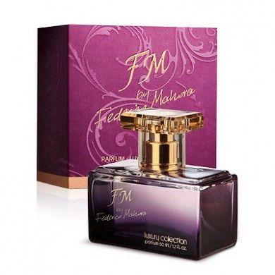 FM 291 Parfum Damen Luxus Kollektion 50ml  Ein bezaubernd leichter Duft aus aromatischer Himbeere,  Rose, Vanille und Patschuli  Duftrichtung: Floral