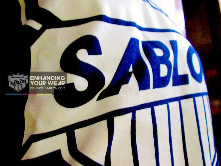 Sablon Glow In The Dark Malang