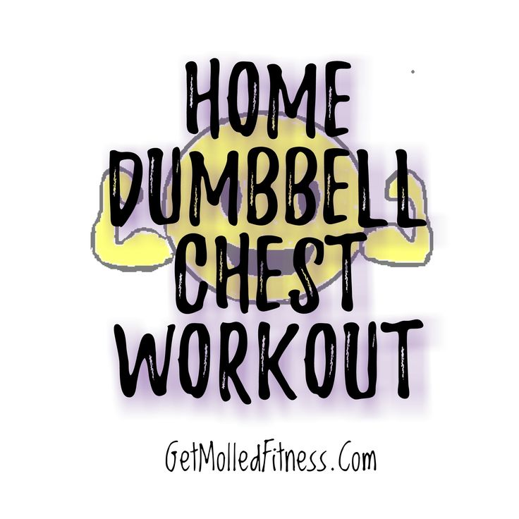 Home Dumbbell Chest Workout 1 A workout you can do at home or in the gym. Posted to the website right now,  Go check it out. www.getmolledfitness.com