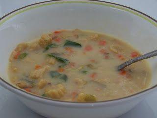 Mohawk Corn Soup