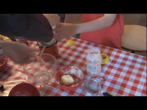 les zuivel - boter maken