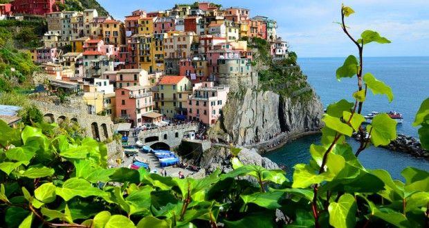 Une journée aux Cinque Terre   Italie-decouverte
