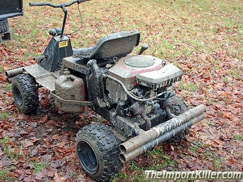 Who makes toro lawn mowers?