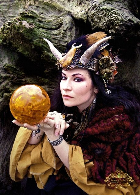 how to become a wiccan high priestess