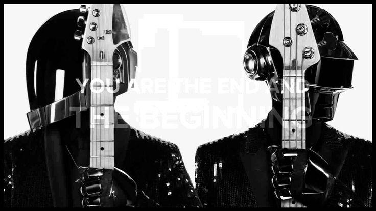 Daft punk beyond lyrics