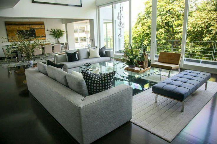 modernes mobilar moderne wohnzimmer wohnzimmer ideen architekten livingston rume innenrume rahmen - Modernes Wohnzimmer Des Innenarchitekturlebensraums