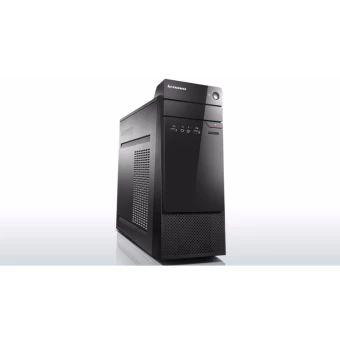 ราคาถูก  Computer PC Lenovo S510 TWR (10KWA014TA) CPU i3-6100 3.7GHz. Ram4GBHDD1TB Dos 3-3-3(ฺBlack)  ราคาเพียง  13,200 บาท  เท่านั้น คุณสมบัติ มีดังนี้ CPU : Intel® Core™ i3-6100 Processor (3M Cache, 3.70 GHz)Memory : 4GB_DDR4_2133_UDIMMHard Disk : 1TB HD 7200RPM 3.5 SATA3Keyboard/Mouse : USB FULL SIZE KEYBOARD / USB MouseOS : DosWarranty : 3 Years