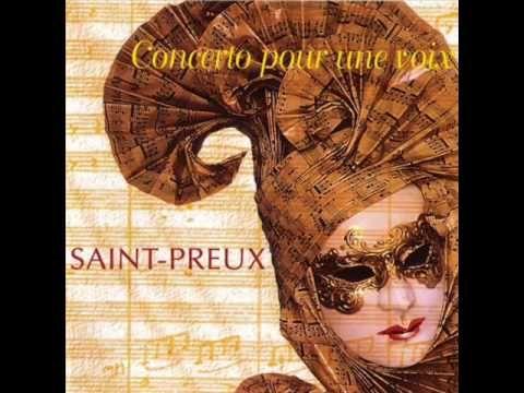 Saint Preux & Danielle Licari - Concerto Pour Une Voix [HQ]