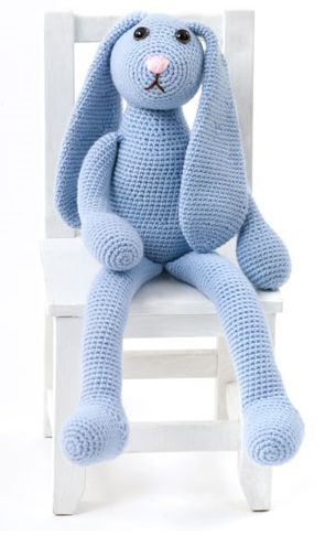 Crochet Bunny: Free Crochet Pattern/Amigurumi