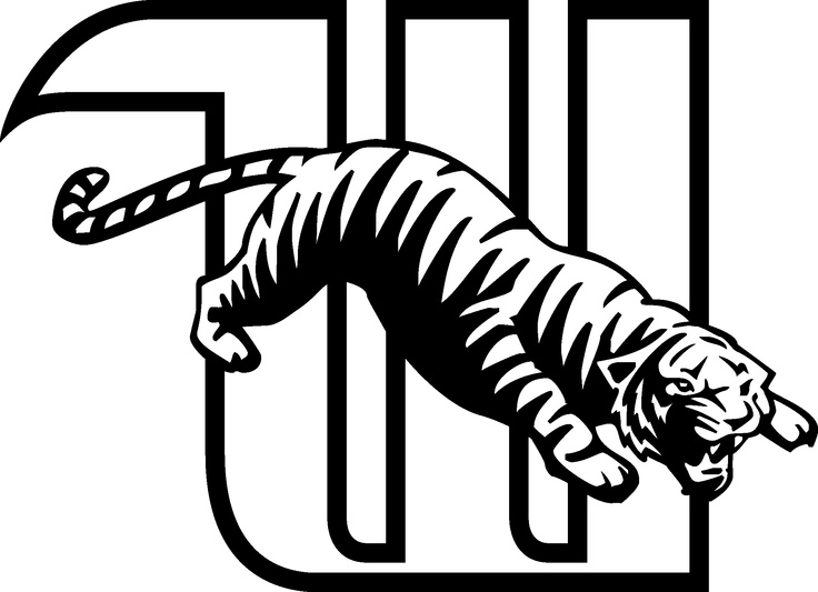tiger pride clip art - photo #49