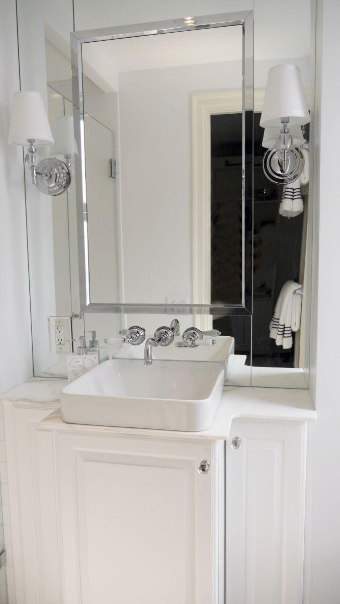 Custom Bathroom Vanities New York custom vanities - home design ideas and pictures