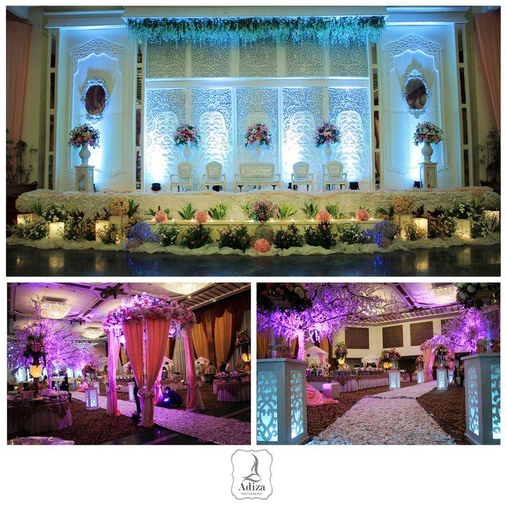 Indonesian wedding decoration Decorator : Garda Dekorasi