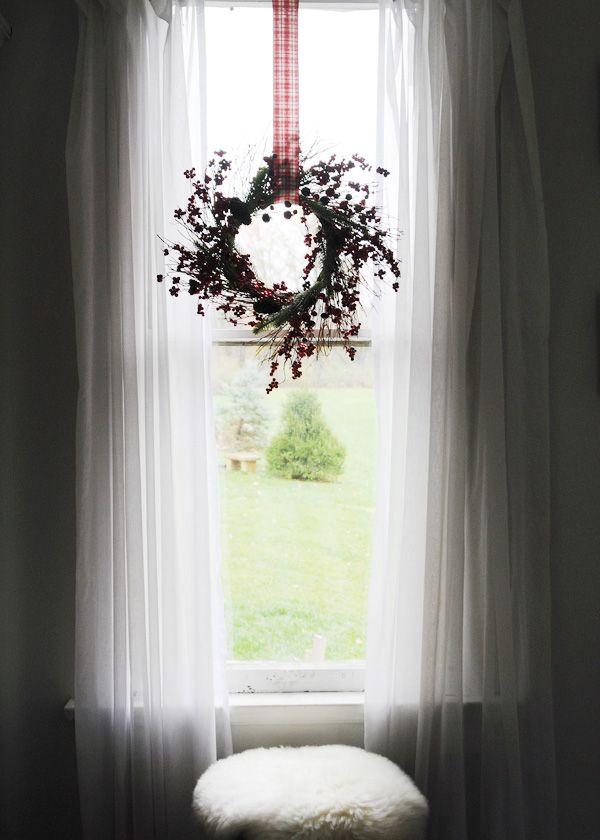 16 Best Home Wreaths In Windows Amp Doors Images On
