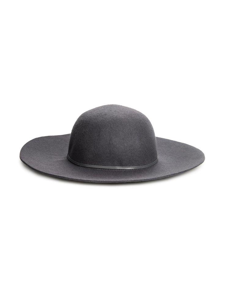 Brushed Wool Hat