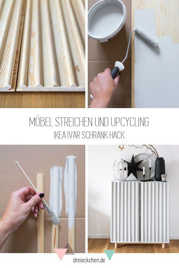 Mobel Streichen Mit Den Schoner Wohnen Pep Up Farben In 2020 Moebel Streichen Schrank Umgestalten Ikea Ivar
