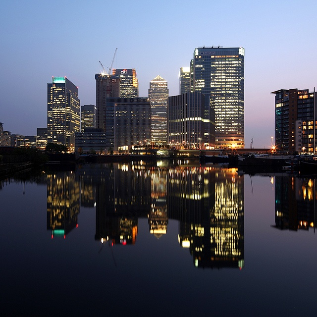 London Canary Wharf by david.bank (www.david-bank.com)
