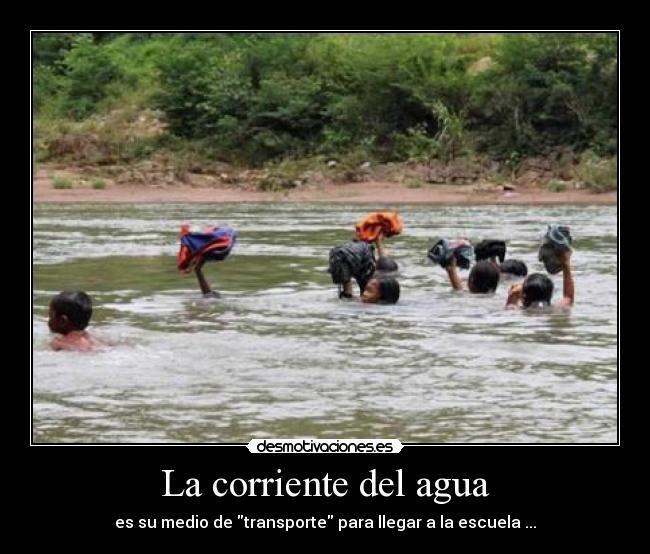 Cruzar rio
