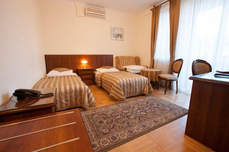 Tak prezentują się przytulne hotele w naszym Pensjonacie :)   #hotelklimek #hotelklimekspa #muszyna #mountains #relax #rooms