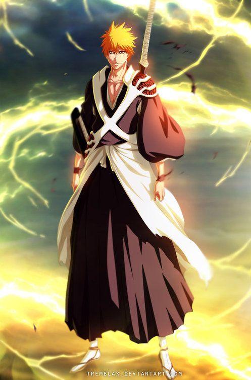 *Ichigo Returns* - Bleach Anime Photo (37189455) - Fanpop