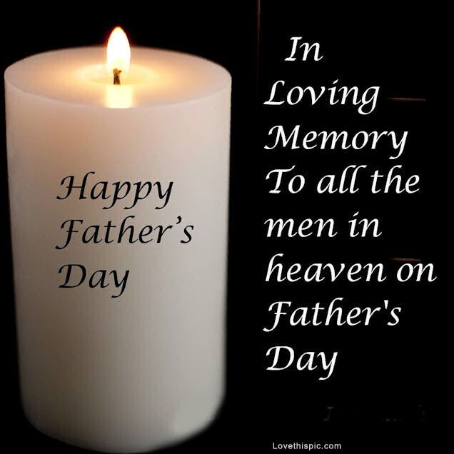 I'll always love and miss my Daddy!!  I'm so thankful though that God showed His mercy to my Daddy by taking him to his Heavenly Home (after 8 difficult weeks being paralyzed from his  shoulders down with Transverse Myelitis).