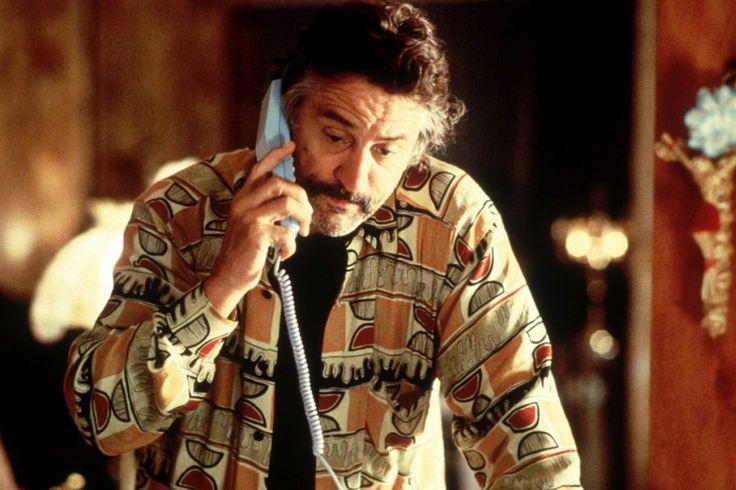 Robert De Niro as Louis Gara in Jackie Brown