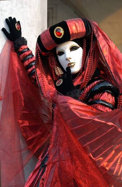Carnival in Venice. For more great pins go to @KaseyBelleFox
