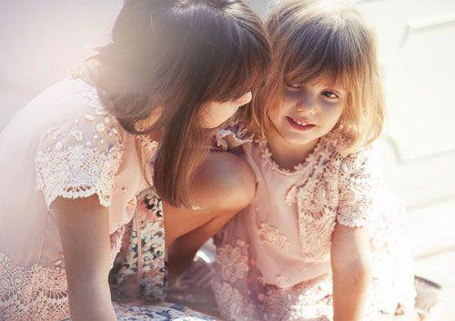Twin Set Primavera Estate 2015 Abiti Eleganti Per Bambine