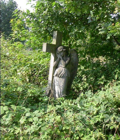 Cemetery & Churches - Derelict London