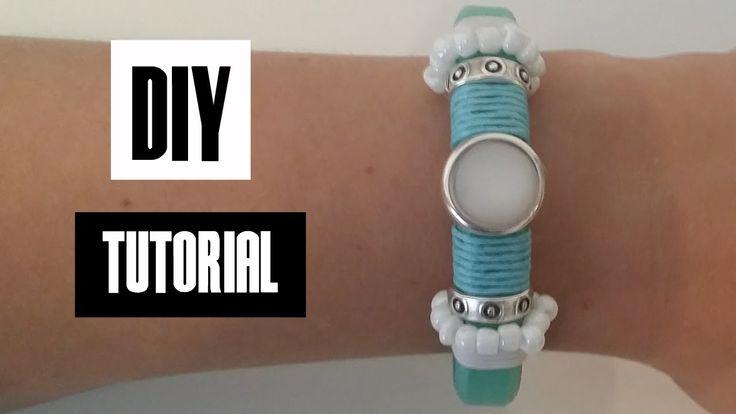 Armband Maken van Leer