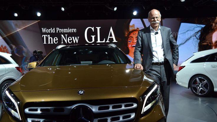 Mercedes-Chef Zetsche im Interview: Ein Hypercar für den Erfolg