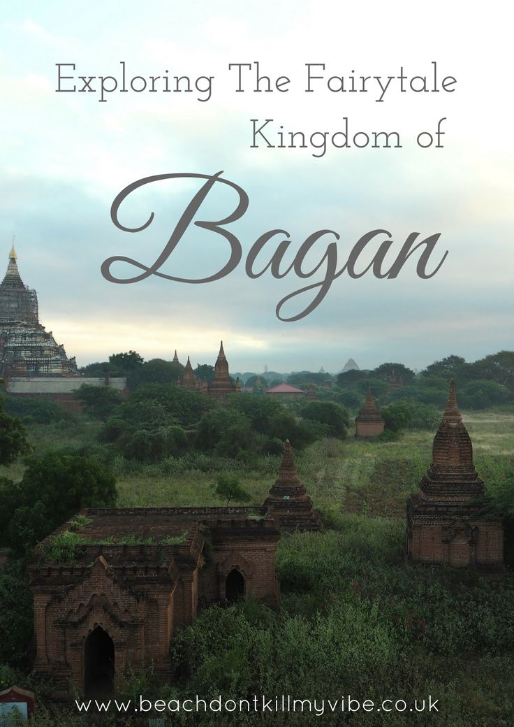 Discover the fairytale land of Bagan, Myanmar! Add it to your bucket list immediately   #myanmar #solotravel #backpacking #bagan #femaletravel
