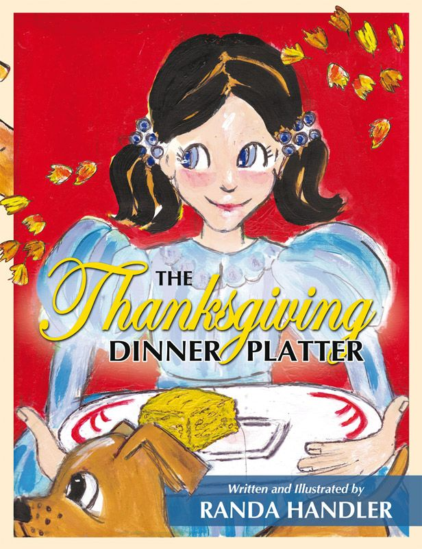 Thanksgiving Cookbook Cover ~ Book cover design print layout firststepspublishing