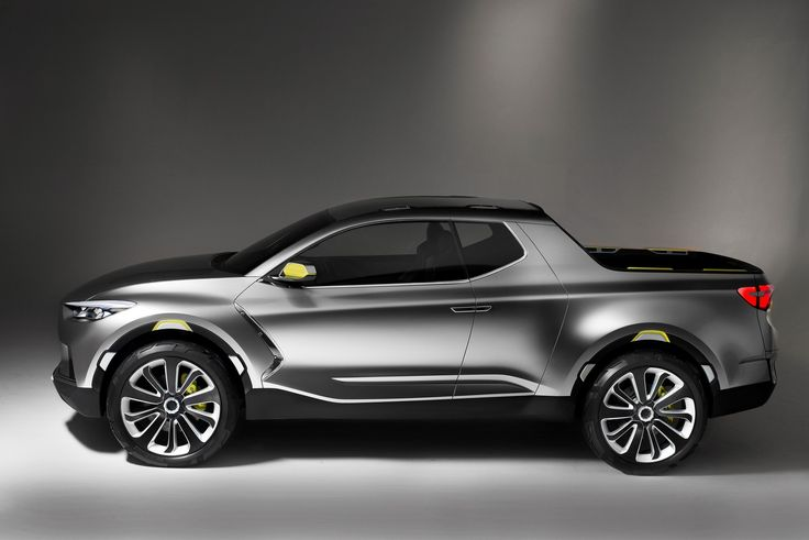 Hyundai Santa Cruz Concept Gets The Green Light, Santa Fe Replacement Due In 2019