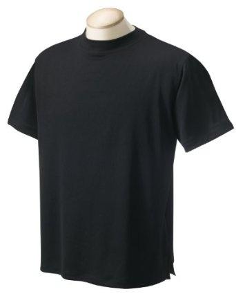 Devon jones men 39 s short sleeve dri fast advantage mesh for Mens mock turtleneck shirts sale