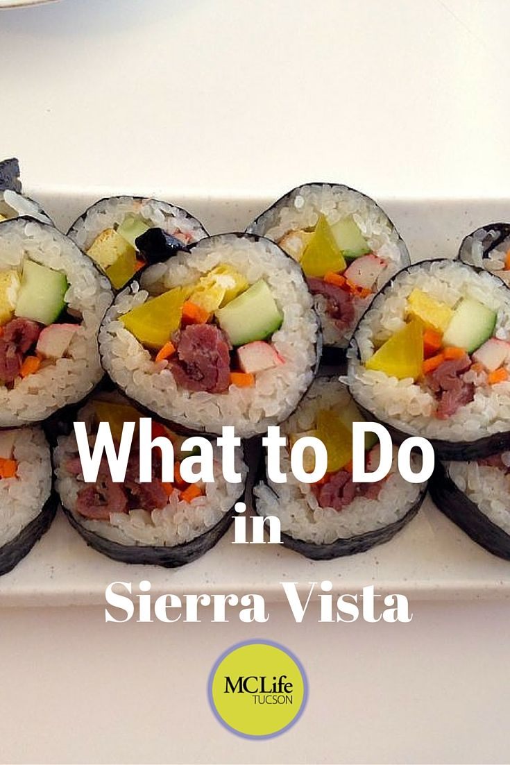 What to Do in Sierra Vista
