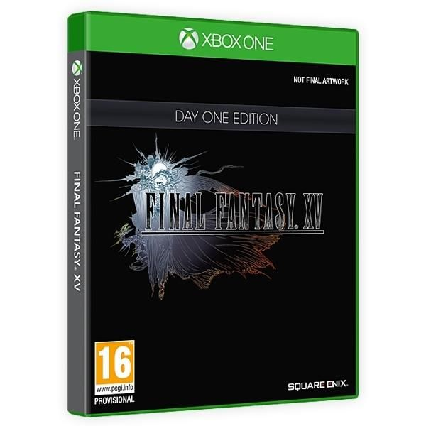 Final Fantasy Xv Day One Edition Xbox One Game (bonus Weapon And Item   http://gamesactions.com shares #new #latest #videogames #games for #pc #psp #ps3 #wii #xbox #nintendo #3ds