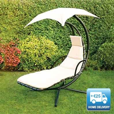 More savings every day on Hammock Lounger With Beige Cushion at homestore    more. 27 best images about Garden on Pinterest   Gardens  Driveway