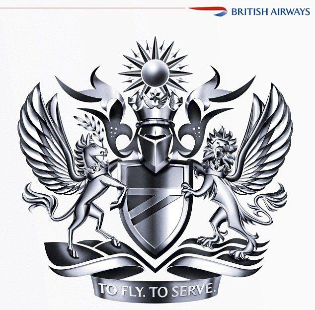 'To fly to serve. It's who we are, it's what we do'