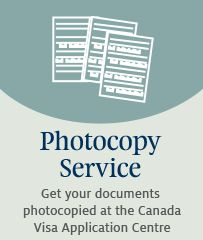 Canada Visa Information - India - Contact Us