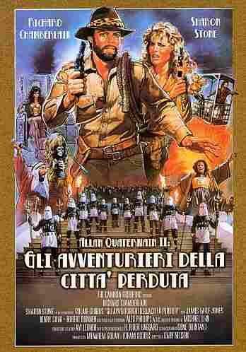 Allan Quatermain 2. Gli avventurieri della città perduta ( 1987) DVDRip ITA - Streaming » DaSolo Download Gratis
