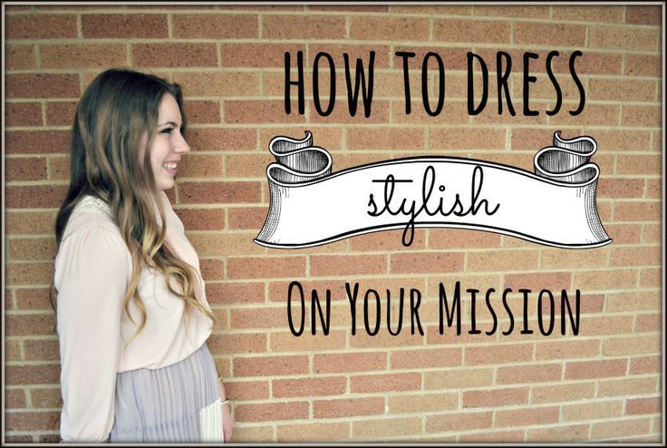fashion for sister missionaries