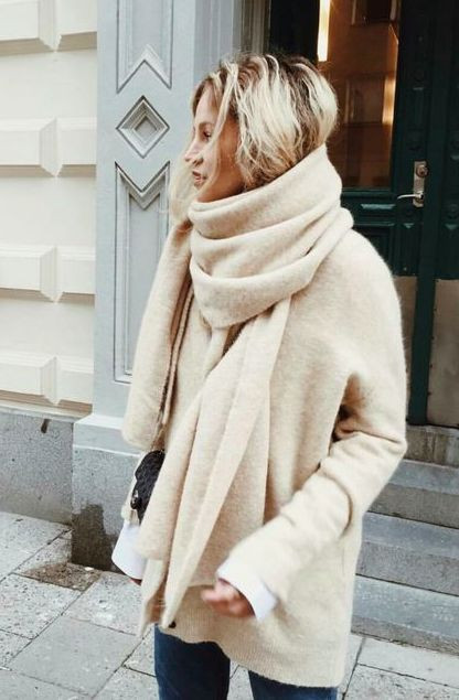 #neutrals #fashion #streetstyle