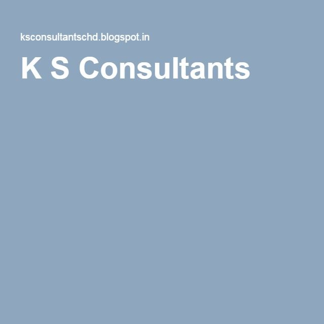 K S Consultants