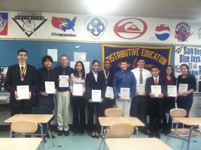 Lindy DECA Club Students Win Big at Regional Competition
