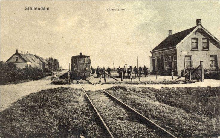 Station Stellendam